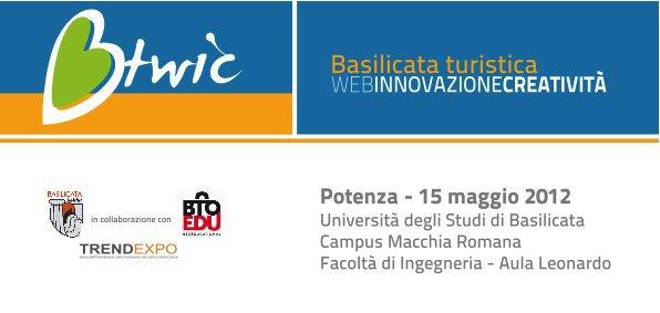 Basilicata Turistica. Web Innovazione, creatività