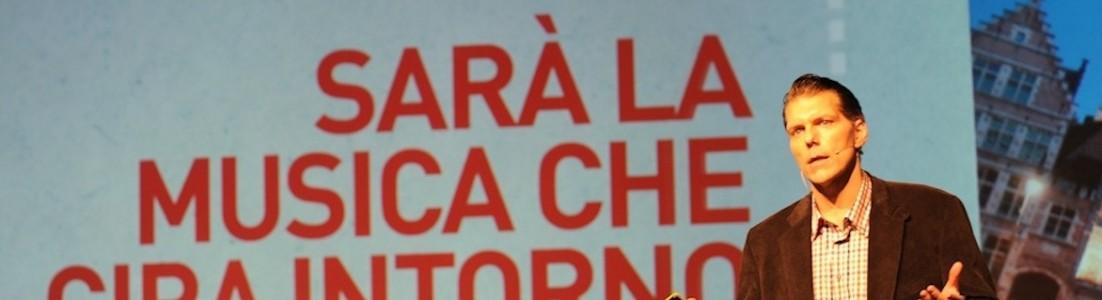 SARA' la MUSICA che GIRA INTORNO BTO - Buy Tourism Online 2012
